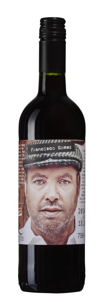 2014 Francisco Gomez, Hacienda La Serrata 2255