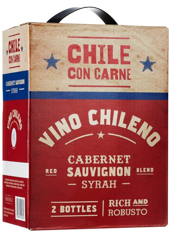 rött vin till chili con carne